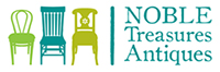 Noble Treasures Antiques Logo