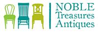 Noble Treasures Antiques Mobile Logo