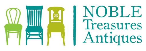 Noble Treasures Antiques Retina Logo
